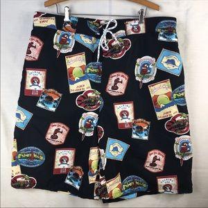 Men's swim trunks XXL